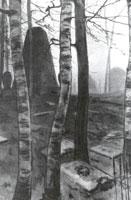 Кладбище. 1896-1897 г.
