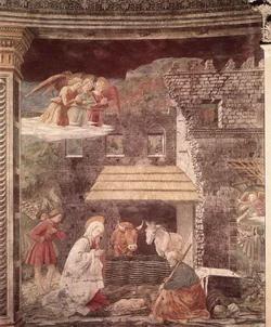 Рождество Христово (Фра Филиппо Липпи)