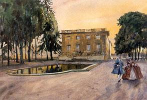 Версаль. Трианон. 1906 г.