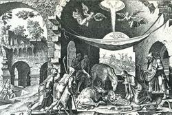 Рождество (М. ван Гэмскерк)