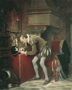 Канун Варфоломеевской ночи (Гун K.Ф., 1868 г.)