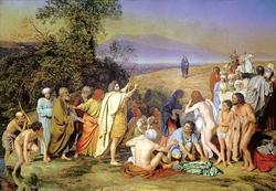 Явление Христа народу (А.А. Иванов, 1837-57)