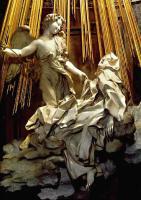 Лоренцо Бернини. Экстаз святой Терезы, Рим.