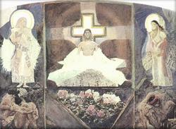 Воскресение (М. Врубель)