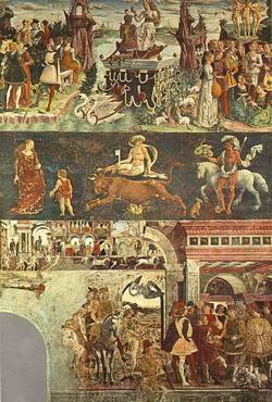 Триумф Венеры (Франческо Косса (?))