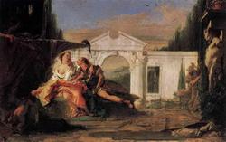 Ринальдо и Армида (Джованни Баттиста Тиеполо)