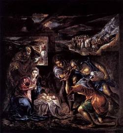 Поклонение волхвов (Эль Греко)
