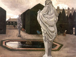 Фантазия на версальскую тему. 1906 г.
