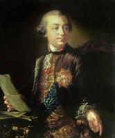 Портрет Ивана Шувалова