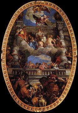 Торжество Венеции (Паоло Веронезе)