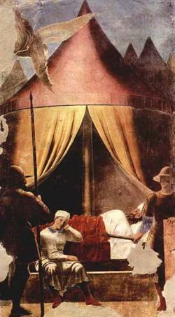 Сновидение Константина Великого