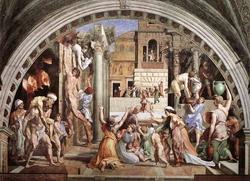 Пожар в Борно (Рафаэль, станцца dell Incendio в Ватикане)