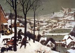 Зима (И. Брейгель-Старший)