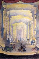 Арлекинада. 1906 г.