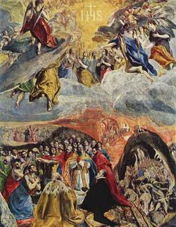 Сон Филиппа II (Греко)