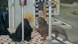 Легенда святого Иеронима (Сано ди Пьетро)