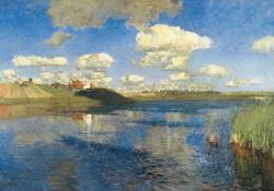 Озеро (Левитан И. И., 1899—1900)