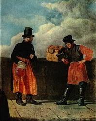 Петербургские типы (Н. Щедровский)