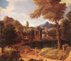 Воображаемый пейзаж (Жан Франциск Милле)