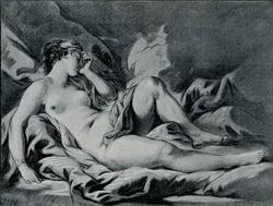 Спящая Венера (Ф. Буше)