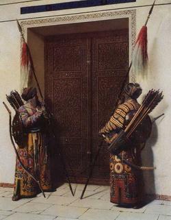 Двери Тимура (Тамерлана) (Верещагин В.В., 1871—1872)