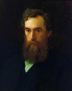 Портрет П.М. Третьякова (Крамской И. Н., 1876 г.)