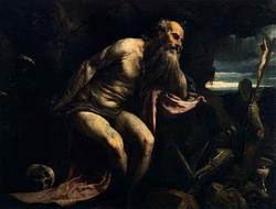 Святой Иероним (Якопо Бассано)