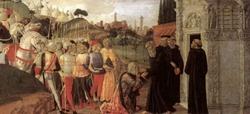 Одно их чудес святого Бернардина (Нероччио де Ланди)