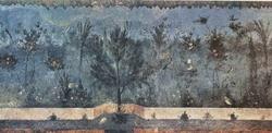 Сад с птицами (роспись виллы Ливии из Прима Порта)