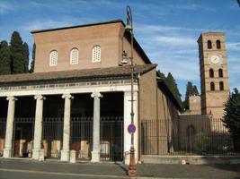 Базилика Сан Лоренцо фуори ле Мура