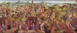 Семь радостей Марии (Ганс Мемлинг)