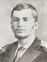 Михаил Николаевич Бенуа. 1883 г.