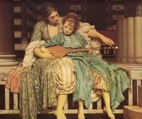 Урок музыки (Ф. Лейтон)