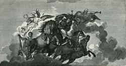 Триумф Геркулеса (Ш. Лебреню)