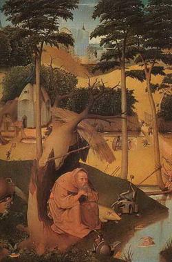 Искушение Св. Антония (И. Босх ван Акиен)