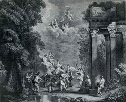 Праздник Цереры (А. Ватто)