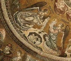 Византийская мозаика в Сан-Марко, Венеция (XIII в.)