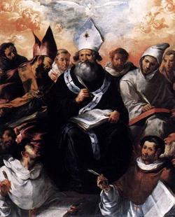 Св. Василий (Эррера-старший)
