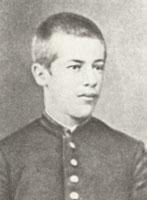 Юлий Бенуа. 1873 г.