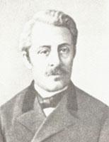 Константин Альбертович Кавос. 1880-х г.