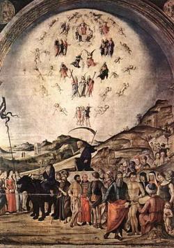 Триумф смерти (Лоренцо Коста, 1488 г.)