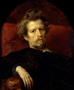 Автопортрет (К.П. Брюллов, 1848 г.)