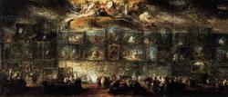 Салон 1753 года (Габриэль де Сент-Обэн)