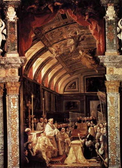 La Sagrada Forma (Клаудио Коэльо)