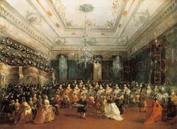 Концерт в женском монастыре (Франческо Гварди)