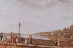 Каменноостровский мост (Галактионов С.Ф., 1822 г.)