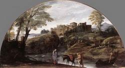 Бегство в Египет (Аннибале Караччи)