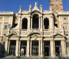 Базилика Санта-Мария Маджоре в Риме. Арх. Ф. Фуга.