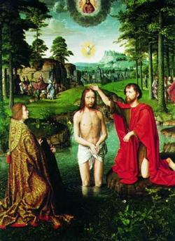 Крещение (Герард Давид)
