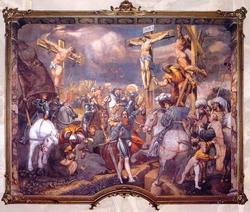 Распинание Христа (Джованни Антонио Порденоне)